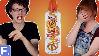 Irish People Taste Test Savoury American Foods
