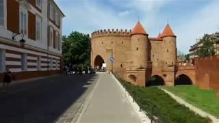 Mury obronne Warszawy