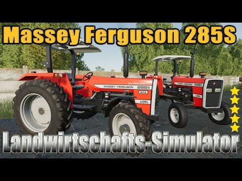 Massey Ferguson 285S v1.2.0.0