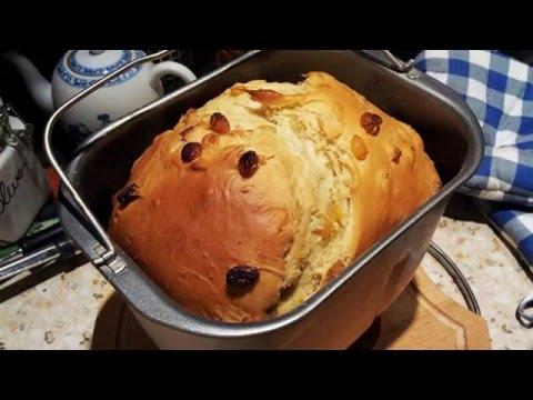 Куличи пасхальные с фото в хлебопечке