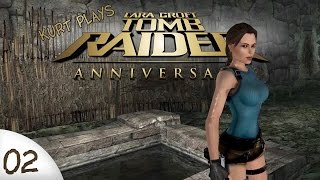 Tomb Raider: Anniversary - 02 - I Can't Swim!