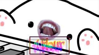 Bongo cat LETS GO meme - 1 hour version