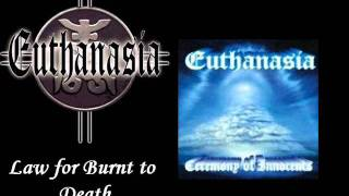 Video Euthanasia - Law fo Burnt to Death