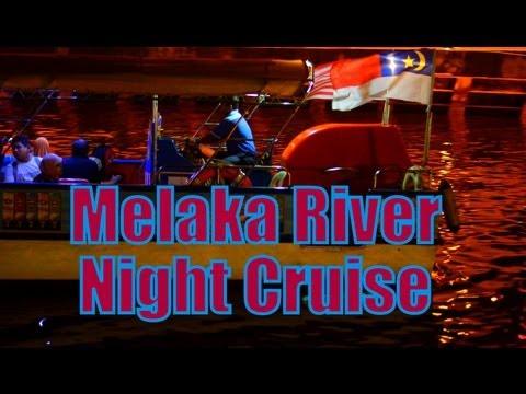 Melaka River Night Cruise