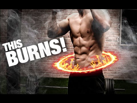 Core Carving Ab Routine (JUST 4 MINUTES!)