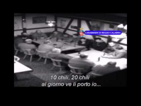 Reggio Calabria, operazione Helvetia 2