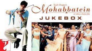 Video Mohabbatein Audio Jukebox | Full Songs | Jatin-Lalit | Shah Rukh Khan | Aishwarya Rai MP3, 3GP, MP4, WEBM, AVI, FLV Juli 2018