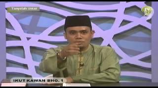 Ustaz Mohd Elyas Ismail - Ikut Kawan 1/2