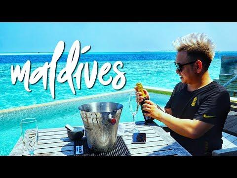 Maldives - Chuyến Du Lich 400 Triệu Tại Đảo Hurawalhi - Thời lượng: 17 phút.