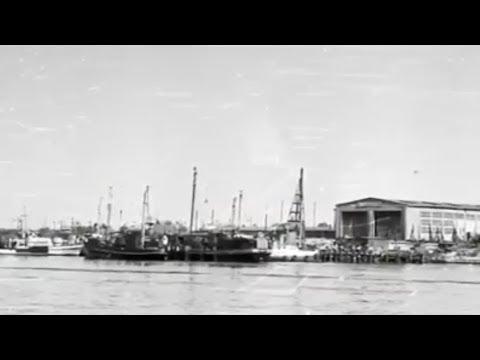 Zeitreise 78 - die Max-Rohde-Werft in Rostock-Gehls ...