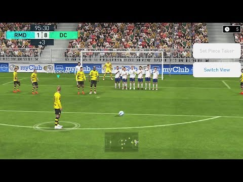 Pes 2018 Pro Evolution Soccer Android Gameplay #111
