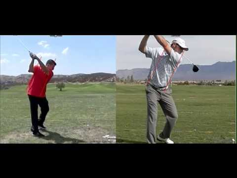 Anti-Flip Golf Swing Analysis of a Remax Long Drive Finalist