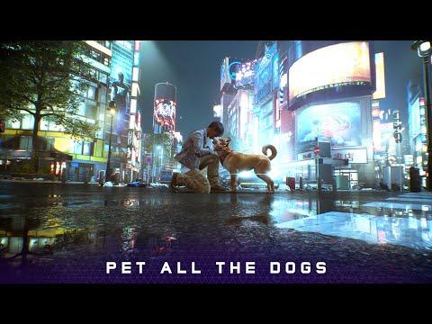 GhostWire: Tokyo : Trailer QuakeCon