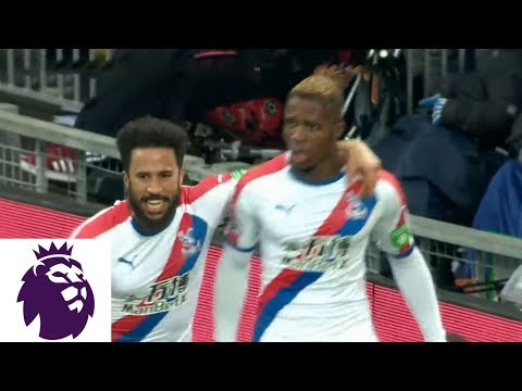 Video: Zaha, Andros Townsend combine for Crystal Palace goal v. Liverpool | Premier League | NBC Sports