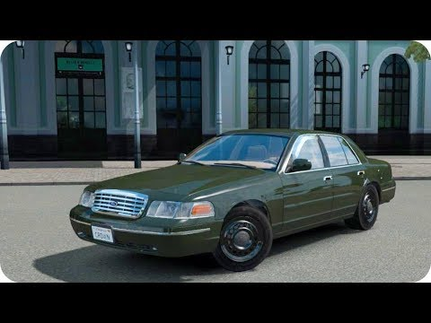 Ford Crown Victoria 1.33.x