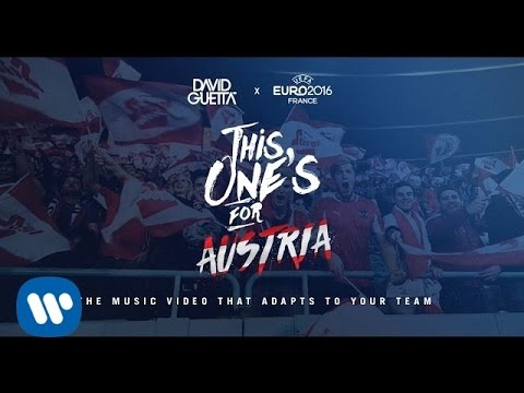 This One's for You Austria (UEFA EURO 2016 Official Song) [Feat. Zara Larsson]