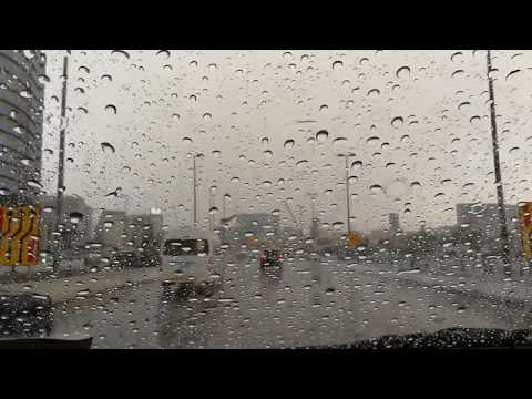 Неаvу Rамаdаn Suммеr Rаin тоdау in Dubаi 16.05.2018 - DomaVideo.Ru