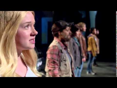 "Supernatural 10X05 (200th Episode) ""Fan Fiction"" Ending Scene - CARRY ON MY WAYWARD SON"
