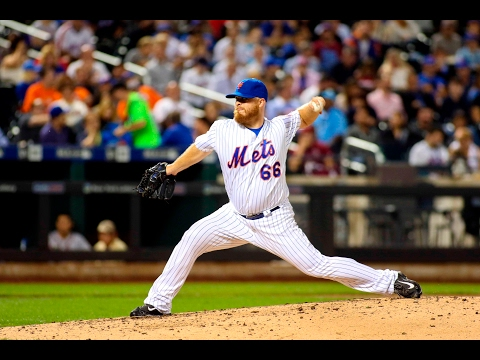 Video: New York Mets pitcher Josh Edgin talks 2017