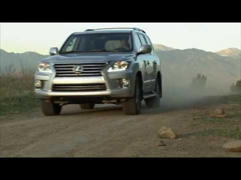 LX - New 2014 Lexus LX 570 review of interior and exterio.