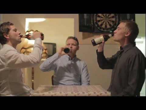 ValmierMuiza Alus 2011. Funny beer commercial, restaurant.