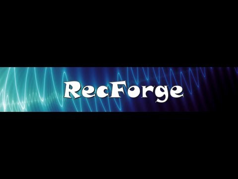 Video of RecForge Lite - Audio Recorder