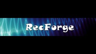 RecForge Lite - Audio Recorder YouTube video