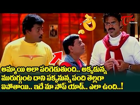 Sunil Best Comedy Scenes Back 2 Back | Telugu Comedy Videos | TeluguOne