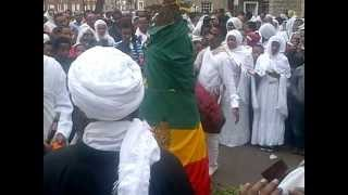 Debre Tsion Kidist Mariam EOTC Meskel Celebration