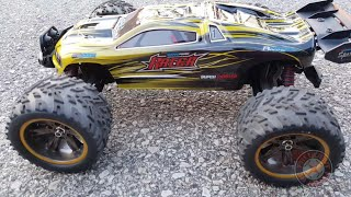 Get this awesome RC car here:  http://amzn.to/2gP7c3x