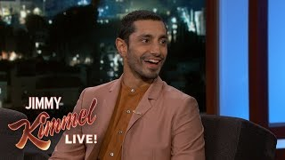 Download Video Riz Ahmed Rapped His Way Out of a Scary Situation MP3 3GP MP4