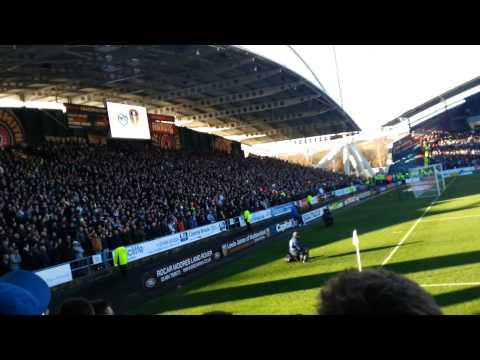 Leeds v Huddersfield Jimmy Saville
