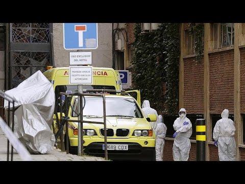 COVID-19: Νέο ρεκόρ θανάτων στην Ισπανία – 864 σε μία ημέρα – Ξεπέρασαν τις 9.000…
