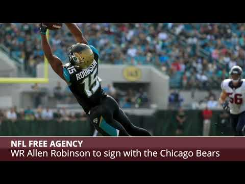 BREAKING: Former Jaguars WR Allen Robinson Expected To Sign With The Chicago Bears - Full Details