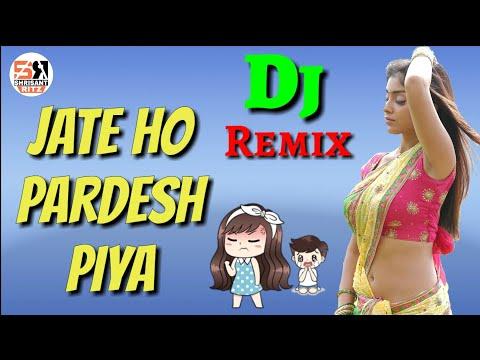 Video DjRemix | Jaate Ho Pardesh Piya | New Dj Remix Sad Song | Hard Bass Mix | #ShriSantRitz | download in MP3, 3GP, MP4, WEBM, AVI, FLV January 2017
