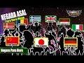 TERUNGKAP!! NEGARA ASAL SEMUA HERO MOBILE LEGENDS !! ROLE MAGE