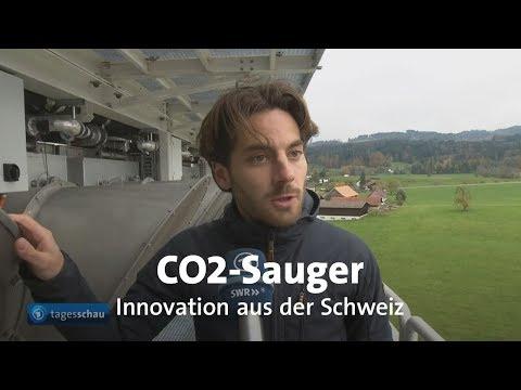CO2-Sauger aus der Schweiz