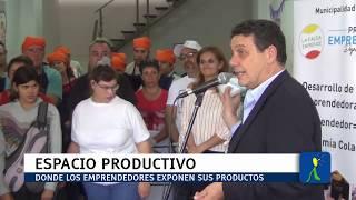 PRESENTÓ SU LISTA EN CONFITERIA LA TERMINAL: OMAR FERREYRA INICIÓ CAMPAÑA POR UN SEGUNDO MANDATO