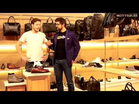Micam 2014 | Royal Republiq | Footwear Designer Interview | City Soles TV