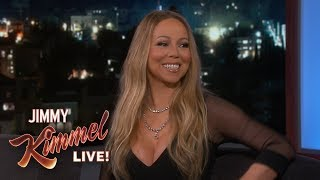 Video Mariah Carey is Writing Songs with Her Kids download in MP3, 3GP, MP4, WEBM, AVI, FLV January 2017