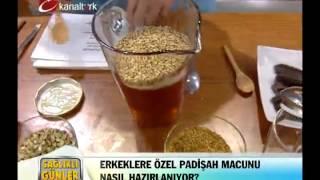 Erkeklere Özel Macun Ve Çay Tarifi - Dr. Ender Saraç