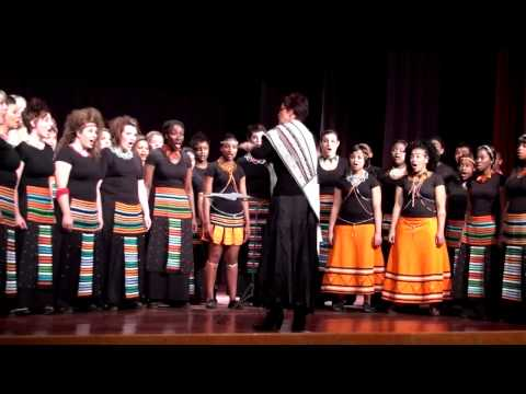Hendrik Hofmeyr: The birth of Orc – Nelson Mandela Metropolitan University Choir, ZA