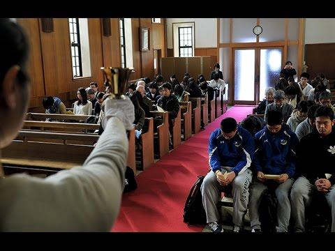 関学大で震災犠牲者追悼チャペル