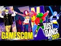 Just Dance 2017 | New Songs! | August | Gamescom | Song List Part 2!