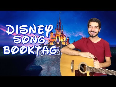 Disney Song | Book Tag | O Refúgio