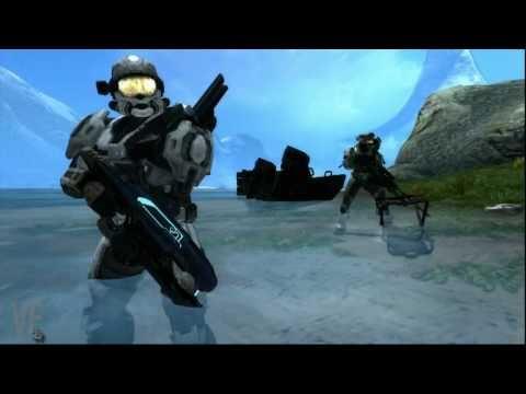 Crashed: Episode 0-Crash-ed (Halo: Reach Machinima) (видео)