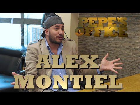 ALEX MONTIEL CONQUISTANDO LAS REDES Y AHORA LA TV - Pepe's Office - Thumbnail