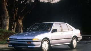 Honda News #45 HONDAS AMAZING NEW TECHNOLOGY - PROJECT DRIVE IN - ACURA HISTORY