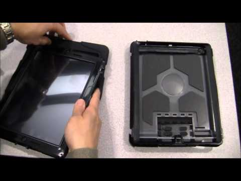 iPad2 Case Review - Otter Box Defender vs Griffin Survivor