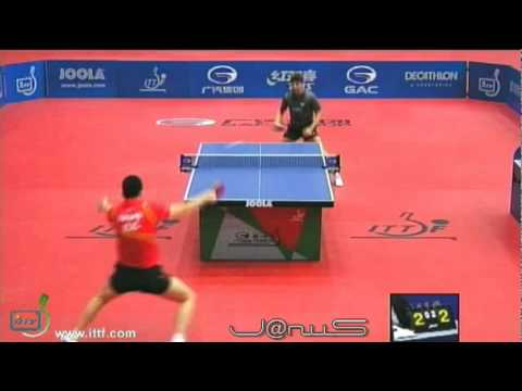2012 Hungarian Open (ms-R32) MA Long - KREANGA Kalinikos [Full Match|Short Form]